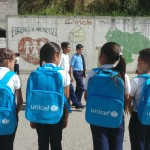 Buy two schoolbags for children who need it the most