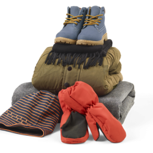 Winter clothes for one child (7 years old)
